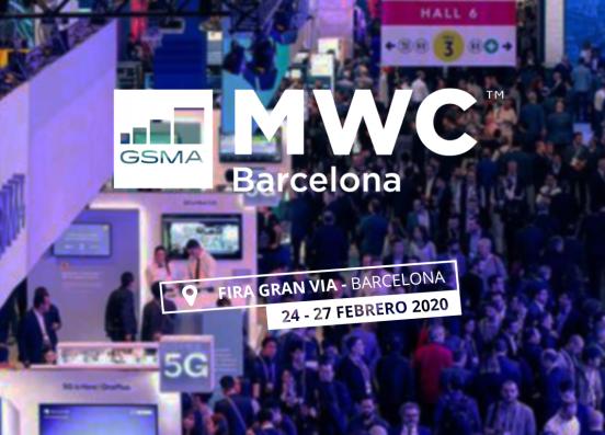 LUNDI MATIN estará en MWC, en Barcelona.